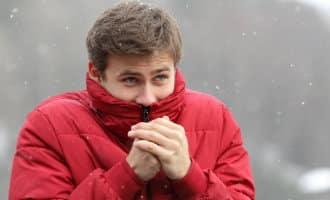 Koude luchtstroom laat temperaturen dalen in Spanje