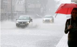 Hevige regenval verwacht in de Comunidad Valenciana