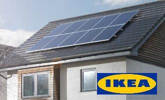 IKEA wil pas in 2025 in Spanje zonnepanelen gaan verkopen