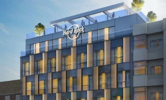 Nieuw Hard Rock hotel in Madrid