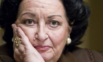 Catalaanse operazangeres Montserrat Caballé overleden