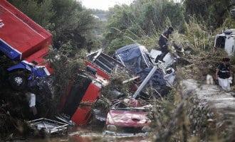 Noodweer Mallorca zorgt voor 12 doden waaronder een Nederlandse vrouw