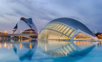 Valencia hoogst gewaardeerde stedentrip op Zoover