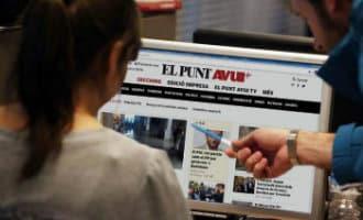 Regionale overheid financiert met 160 miljoen euro Catalaanse kranten