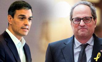 Catalaanse regiopremier stelt Spaanse premier een ultimatum (en krijgt antwoord)