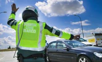 Verkeersdienst Spanje verdient één miljoen euro per dag aan bekeuringen