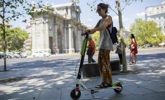 Madrid, Barcelona en Valencia willen geen elektrische steps meer