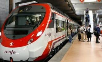 Personeel Spaanse treinen staakt op 31 oktober