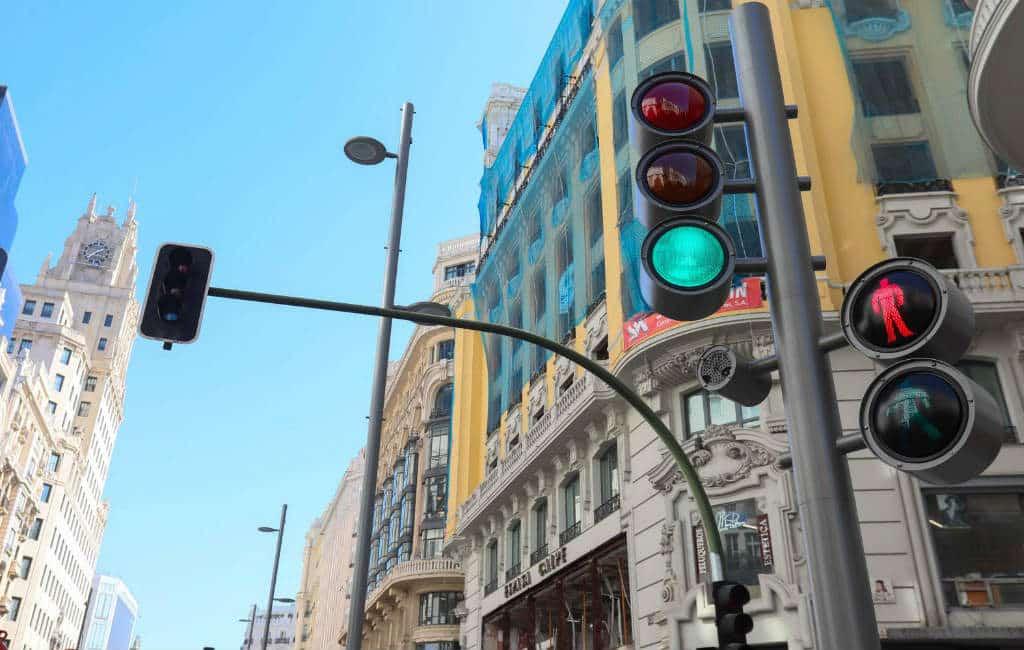 Madrid heeft een vernieuwde Gran Vía gekregen