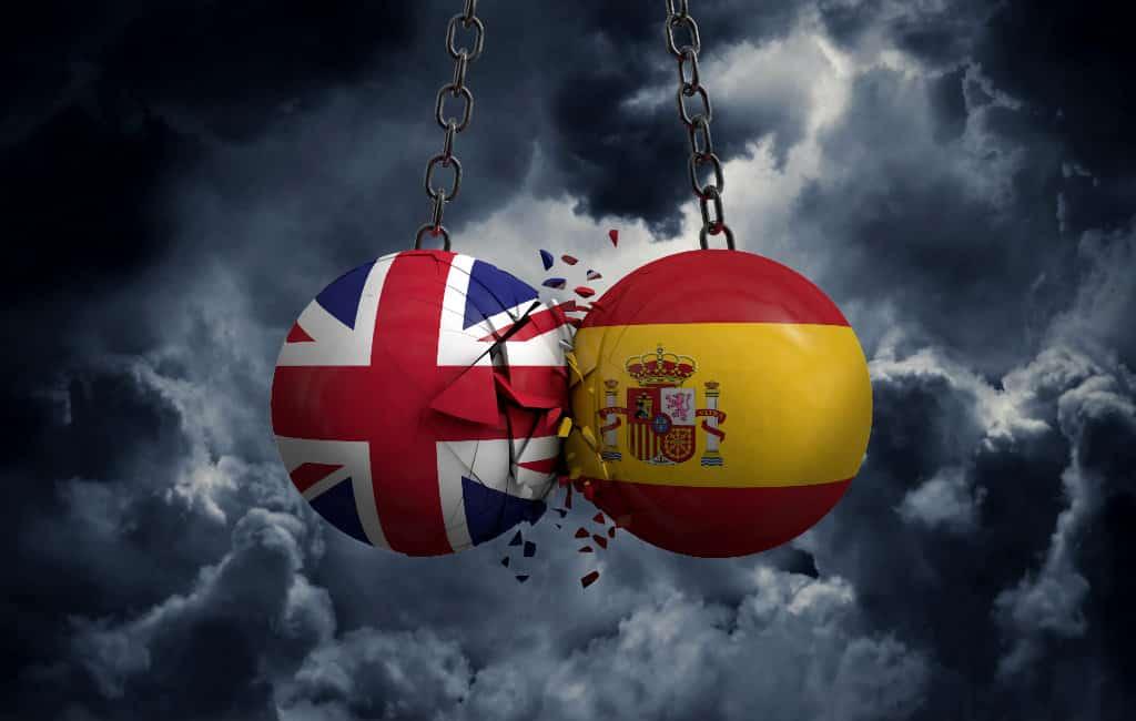 Spanje houdt voet bij stuk en eist vetorecht wat betreft Gibraltar na Brexit (UPDATE)