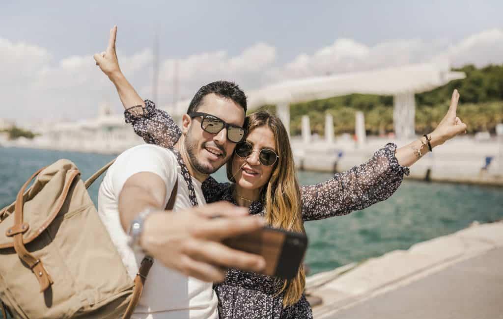 Kleine stijging in aantal buitenlandse toeristen in september in Spanje