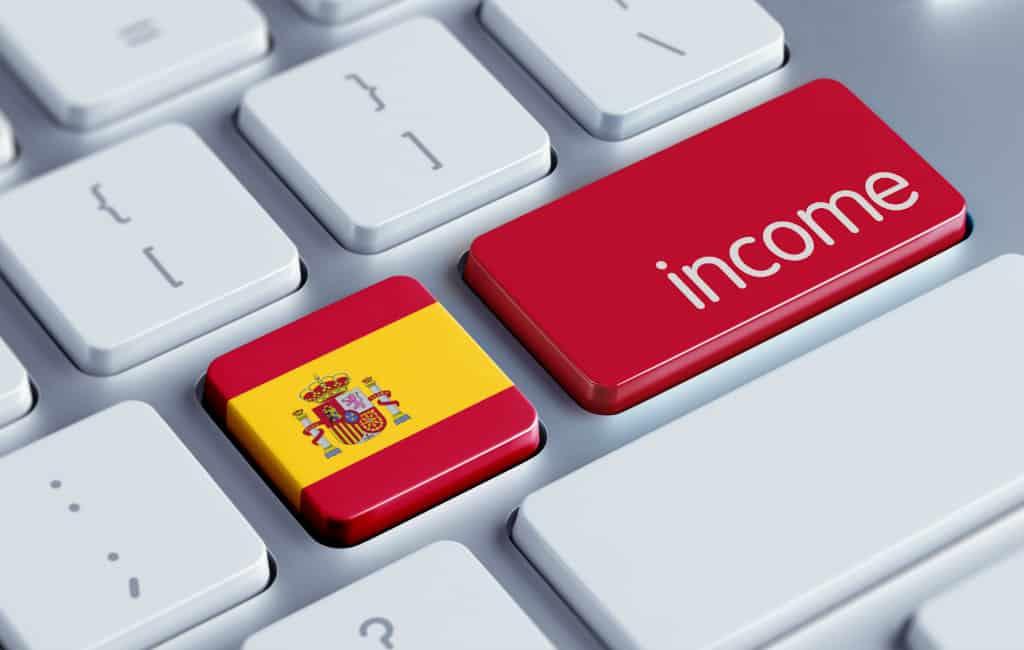 Drie van de tien werknemers in Spanje verdient minder dan 1.230 euro per maand