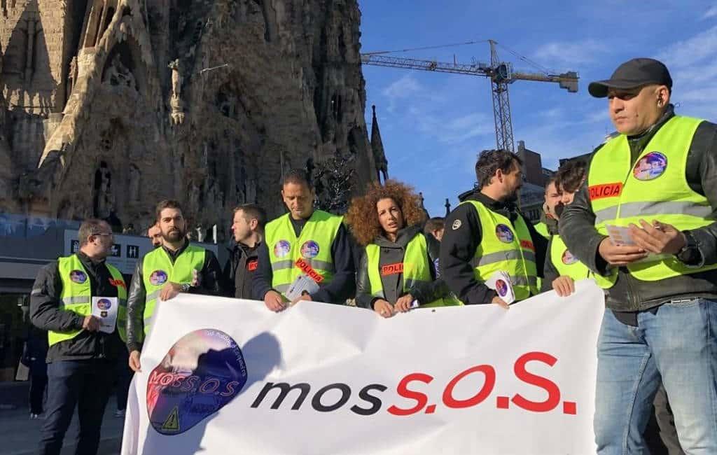 Catalaanse politie waarschuwt toeristen bij Sagrada Familia vanwege veiligheid