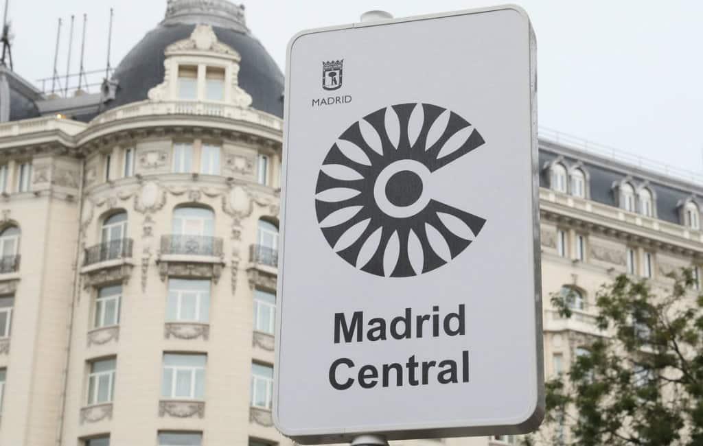 Madrid Central wordt een realiteit deze week