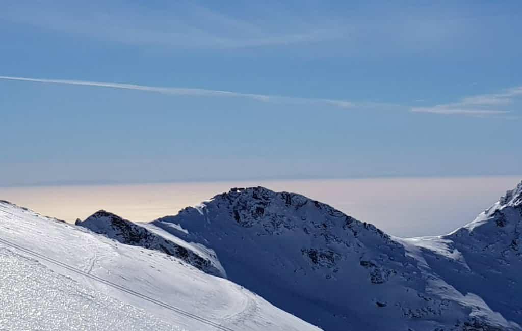 Skiën met zeezicht in Spanje