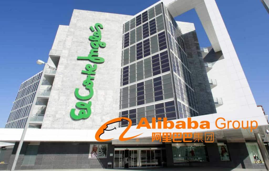Spaanse warenhuis gaat samenwerken met Chinese online gigant Alibaba
