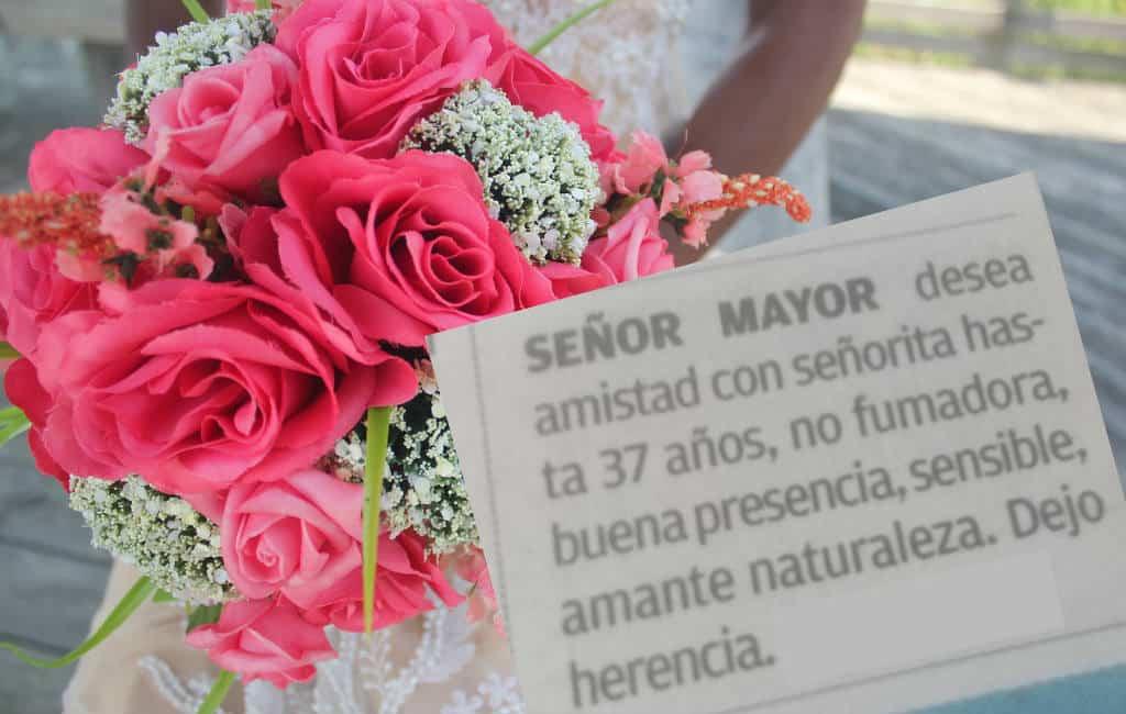 Een 82-jarige Catalaanse man zoekt en vindt veel jongere erfgename