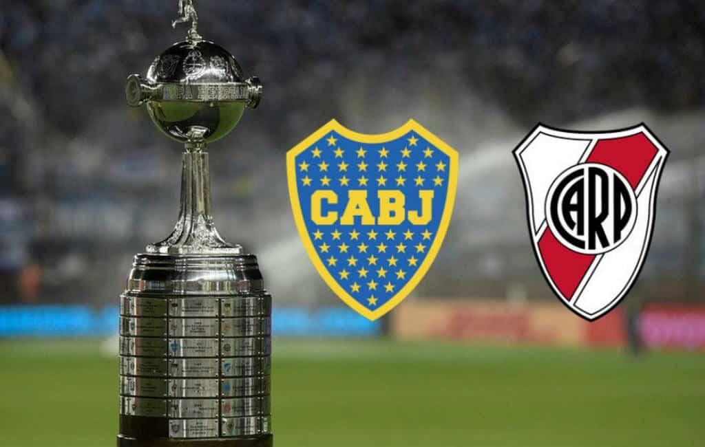 Finale Argentijnse Copa Libertadores 2018 wordt gespeeld in Madrid