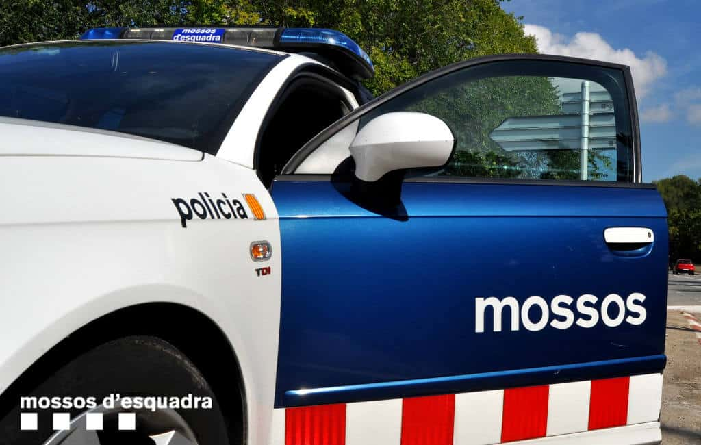 Catalaanse politie rolt bende nep-agenten en AP-7 snelweg-dieven op