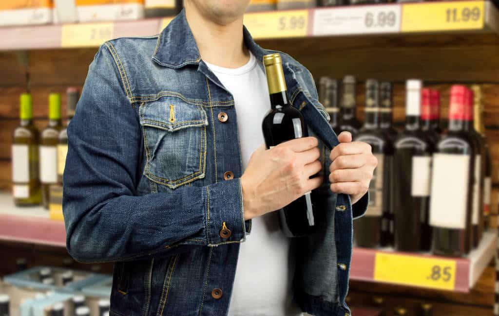 Meest gestolen artikelen in Supermarkten en winkels in Spanje