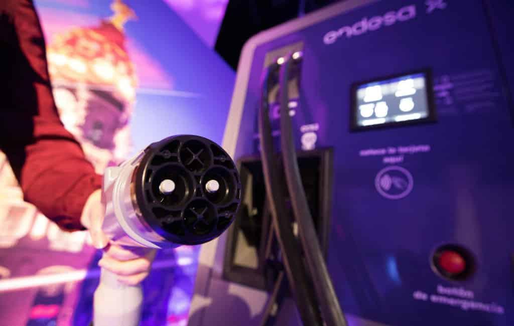 Elektriciteitsmaatschappij Endesa wil 108.000 nieuwe oplaadpunten in Spanje