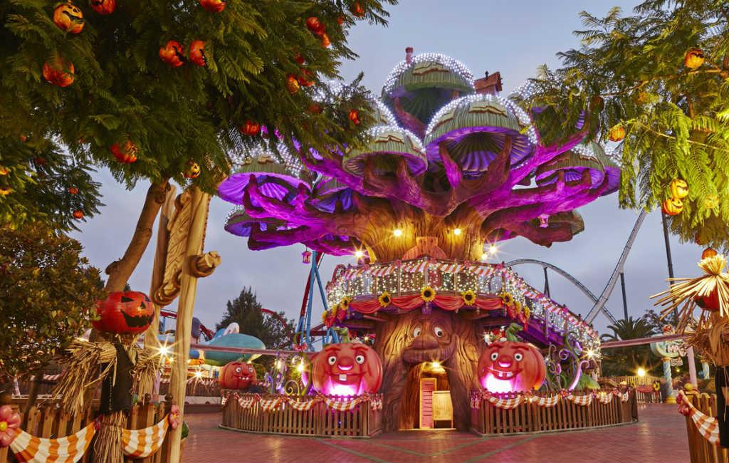"""PortAventura in Salou krijgt er in 2019 een nieuwe """"Dark Ride"""" attractie bij"""