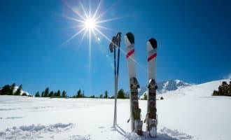 Skiseizoen te vroeg begonnen in Spanje