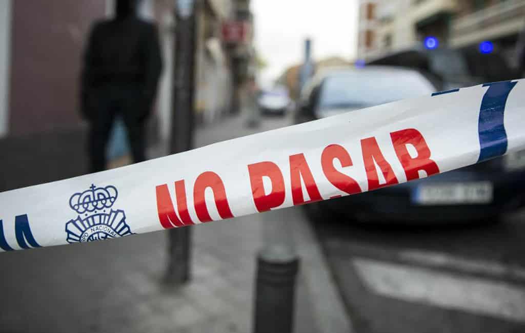 65-jarige vrouw springt van vijf hoog vanwege huisuitzetting in Madrid