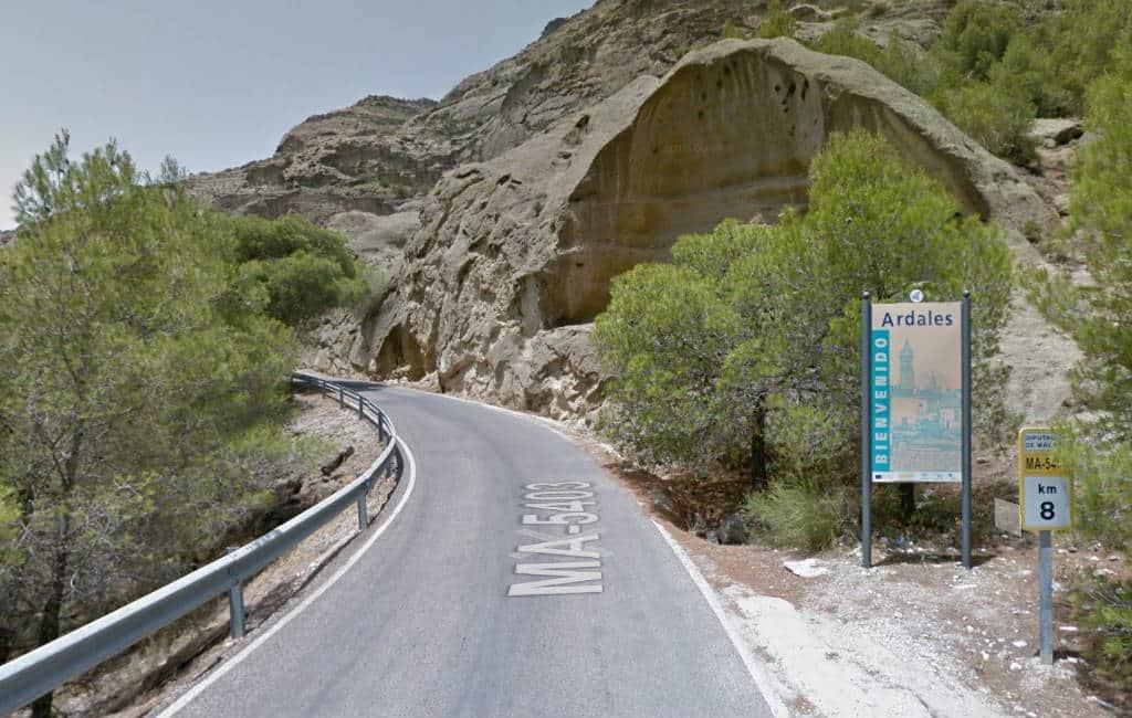 Na storm beschadigde wegen bij de Caminito del Rey binnenkort weer open