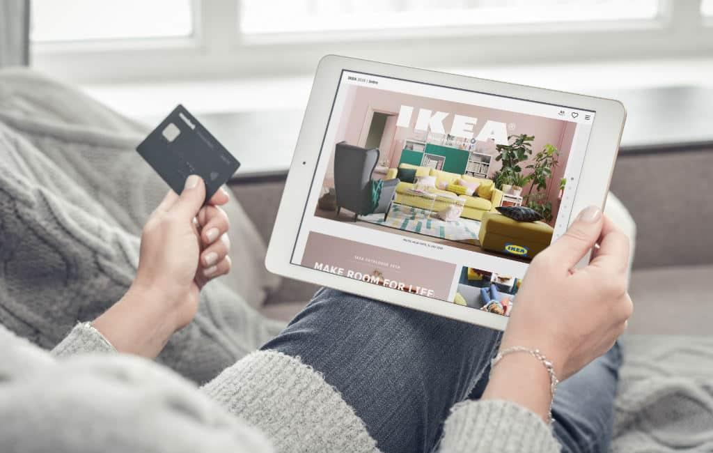 Thuisbezorgen via IKEA online winkel is goedkoper geworden in Spanje