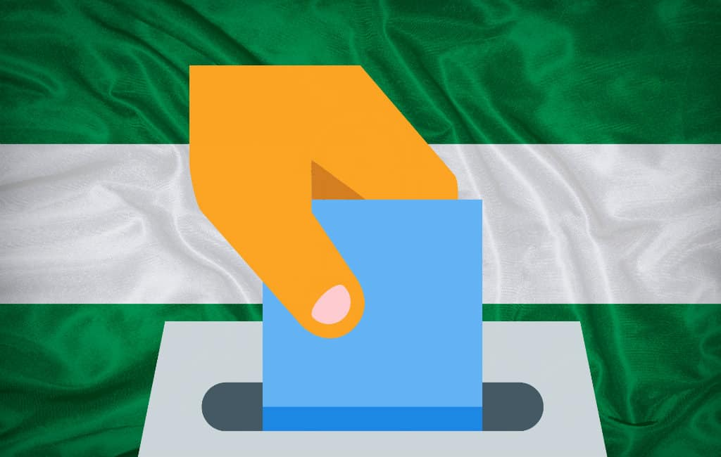 Campagne voor autonome verkiezingen Andalusië in volle gang