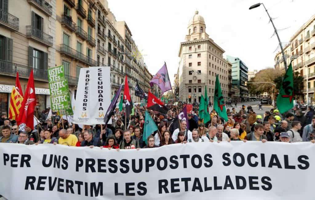 Principeakkoord tussen Catalaanse overheid en medisch personeel
