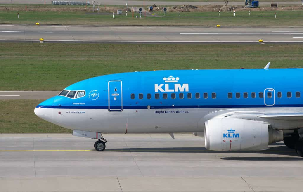 Spaanse ouderen uit KLM vliegtuig gezet voor het niet begrijpen van het Engels