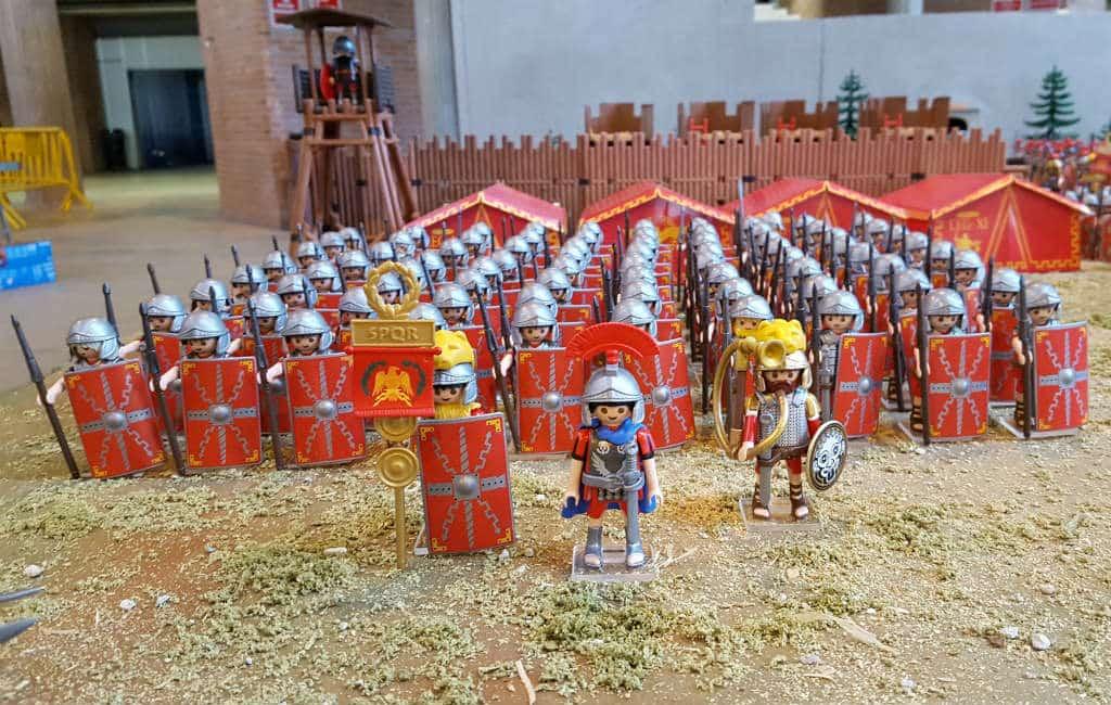 Playmobil-beurs met Nederlandse en Belgische deelnemers in Gerona