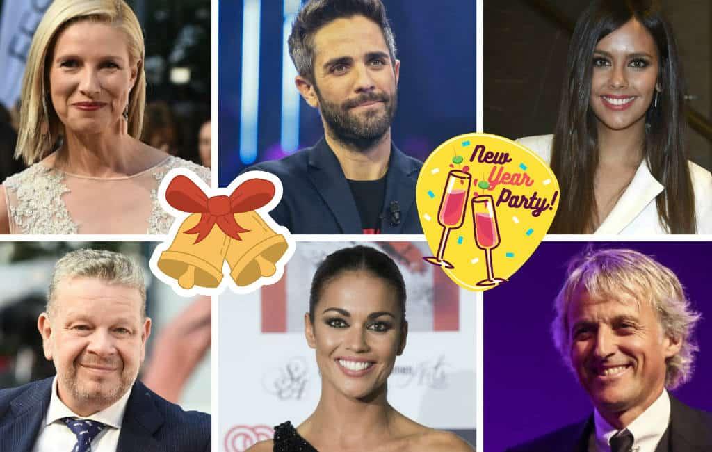 Wie presenteert dit jaar de Campanadas (oud op nieuw) op de Spaanse TV