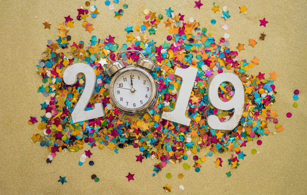 Weersvoorspelling oud op nieuw en nieuwjaarsdag in Spanje