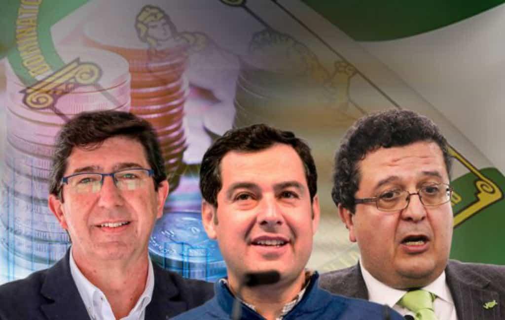 Einde aan 36 jaar socialistische regering in Andalusië