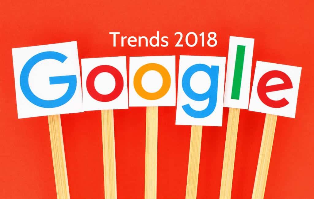 De populairste zoektermen op Google in 2018 in Spanje