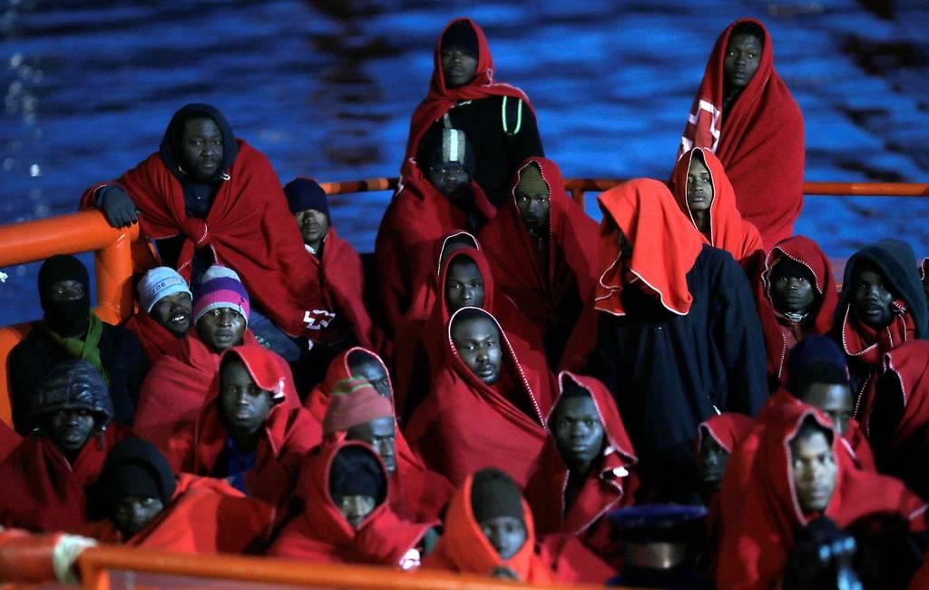 Meest actieve migratieroute dit jaar is tussen Afrika en Spanje