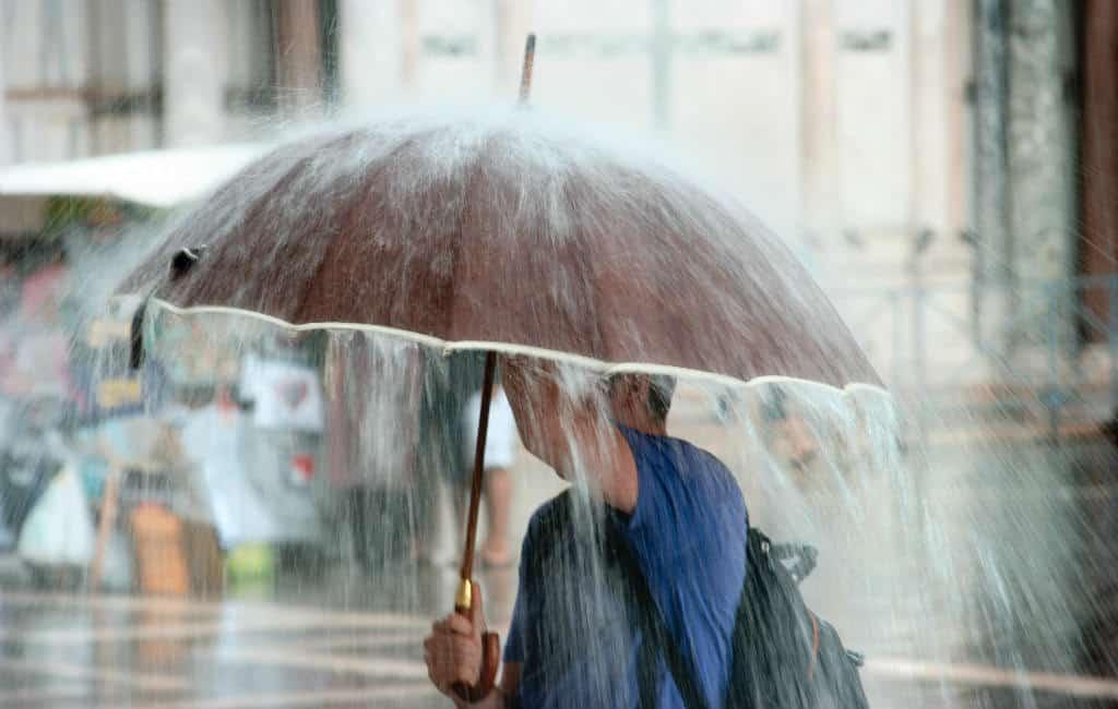 Temperaturen gaan omlaag in Spanje met kans op regen en sneeuw