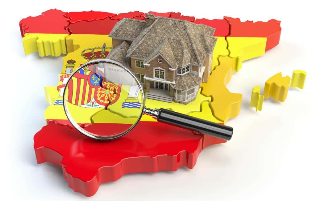 Meer dan 600.000 woningen verkocht in Spanje in 2018