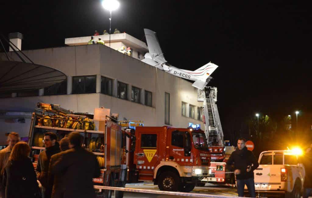 Twee doden bij sportvliegtuig ongeval nabij Barcelona