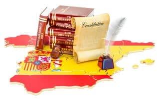 Día de la Constitución (grondwet) op 6 december in Spanje