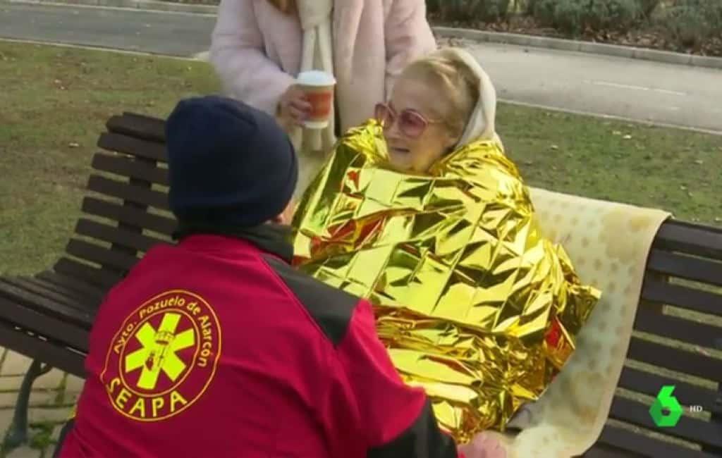 99-jarige vrouw wordt door schuld van kleinzoon uit woning gezet in Madrid
