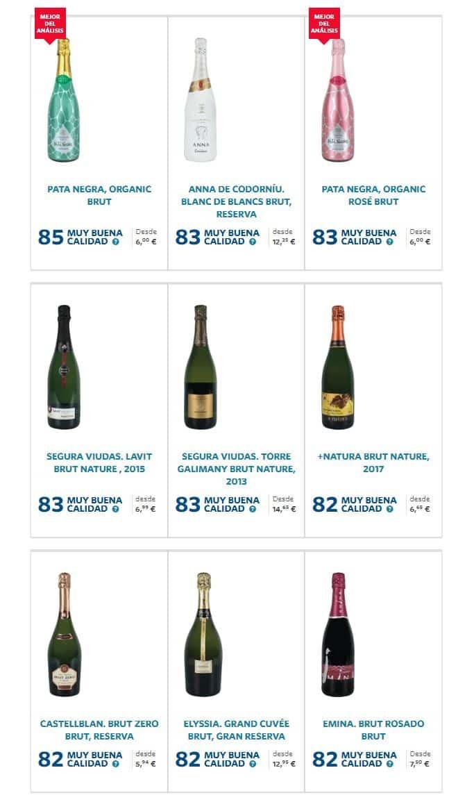 Wat zijn de beste Spaanse mousserende wijnen voor de jaarwisseling