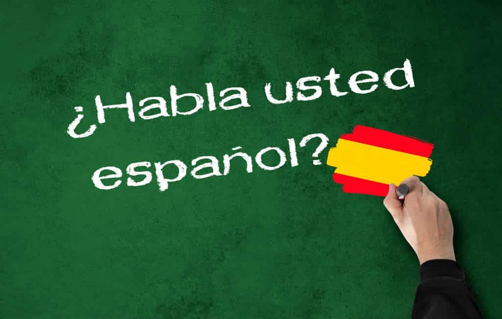 Enkele veel gebruikte en gehoorde Spaanse woorden uitgelegd