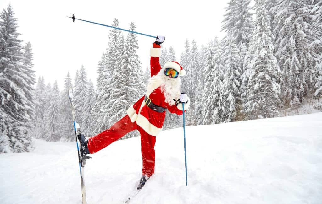 Beste skibestemmingen in Spanje met de Kerst