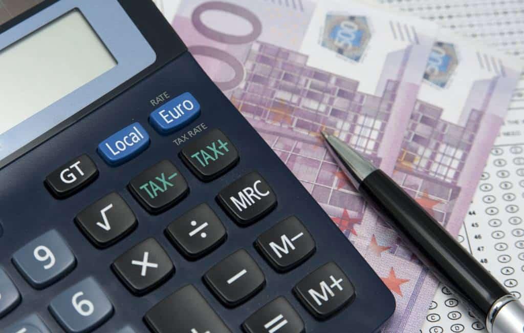 Belastingdruk op Europese salarissen vergeleken