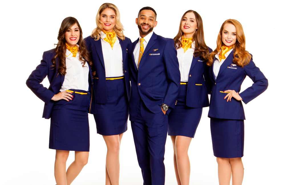 Cabinepersoneel Ryanair Spanje staakt deze dinsdag 8 januari