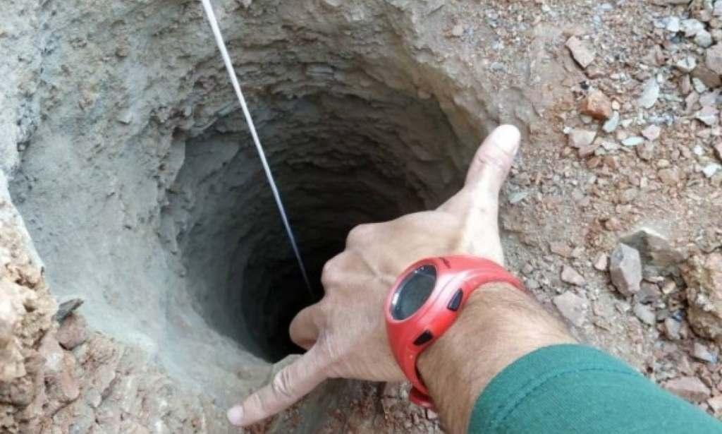Zoektocht naar jongen in waterput gaat door in Málaga
